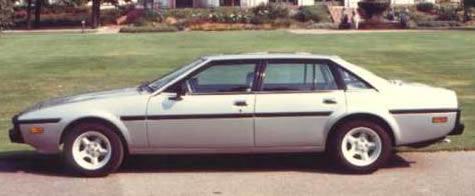 4 Door Car There Was A 4 Door Opel That